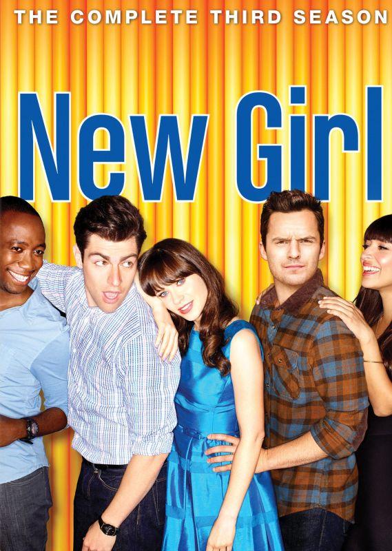 New Girl: Season 3 [3 Discs] [DVD] 8192411
