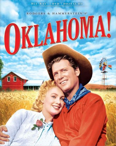 Oklahoma! [4 Discs] [Includes Digital Copy] [Blu-ray/DVD] [1955] 8192439