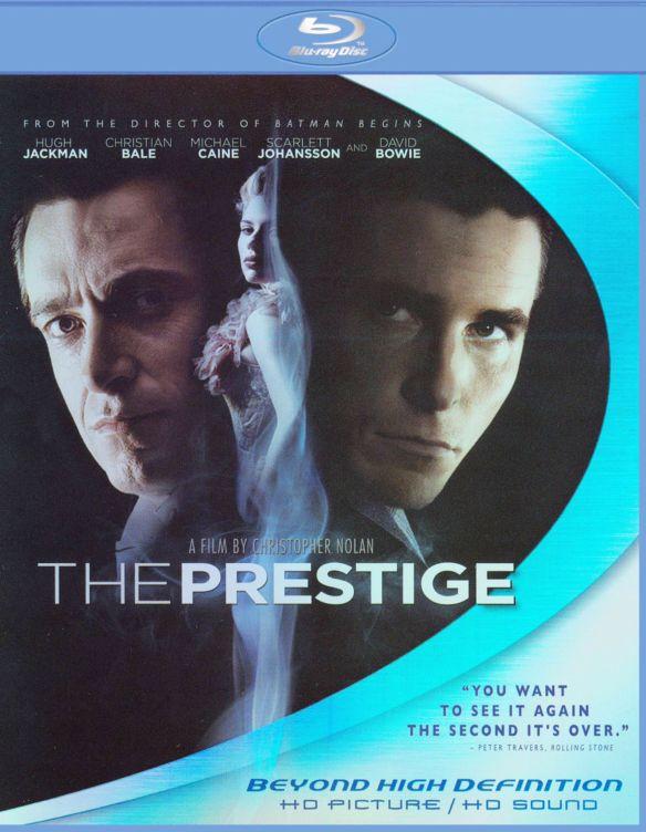 The Prestige [Blu-ray] [2006] 8205177