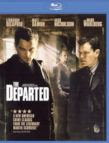 The Departed [Blu-ray] [2006] 8205275