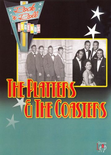 Image of The Rock 'n' Roll Legends: The Platters & The Coasters [DVD]
