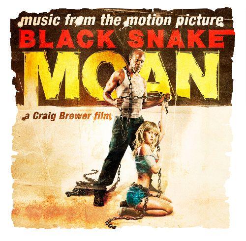 Black Snake Moan [Original Motion Picture Soundtrack] [CD] 8207022