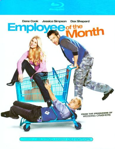 Employee of the Month [Blu-ray] [2006] 8207996