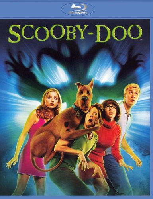 Scooby-Doo [Blu-ray] [2002] 8208049