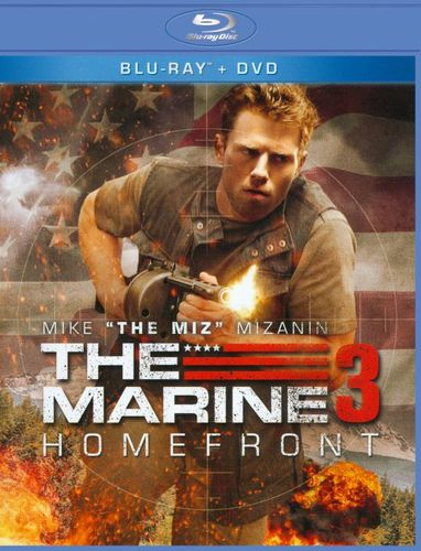 The Marine 3: Homefront [2 Discs] [Blu-ray/DVD] [2013] 8209064