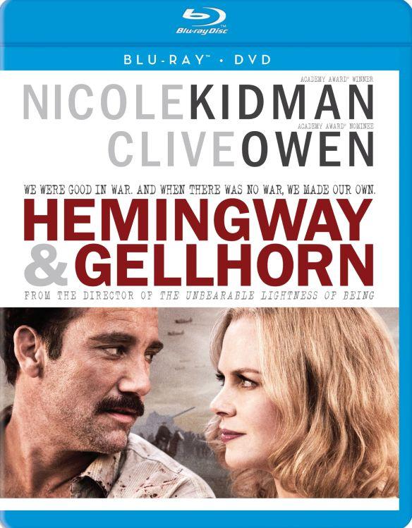 Hemingway & Gellhorn [2 Discs] [Blu-ray] [2012] 8213207