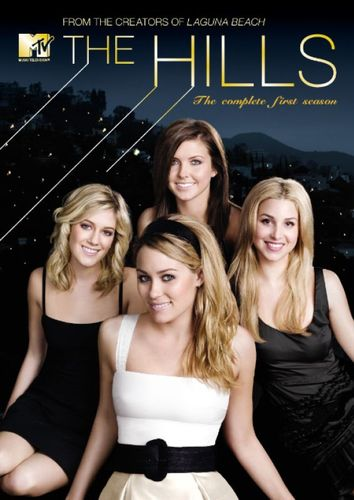 The Hills: The Complete First Season [3 Discs] [DVD] 8226207