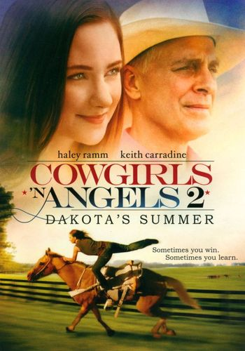 Cowgirls 'n Angels: Dakota's Summer [DVD] [2014] 8228012