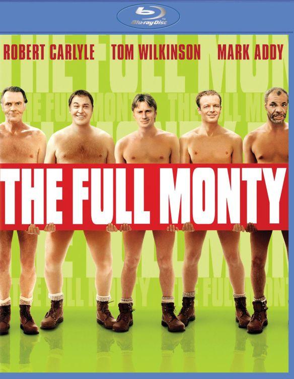 The Full Monty [Blu-ray] [1997] 8228021
