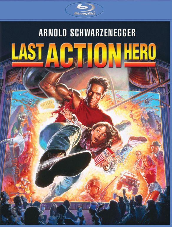 Last Action Hero [Blu-ray] [1993] 8228085