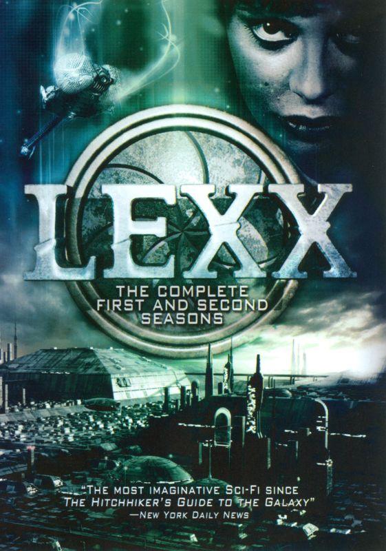 Lexx: Seasons 1 & 2 [4 Discs] [DVD] 8228094