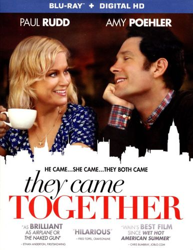 They Came Together [Blu-ray] [2014] 8230148