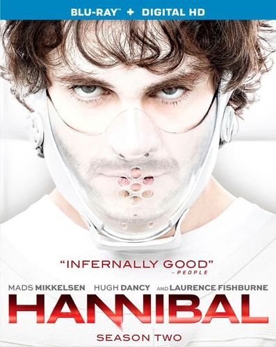 Hannibal: Season 2 [Blu-ray] 8230253