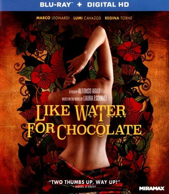 Like Water for Chocolate [Blu-ray] [1993] 8230271