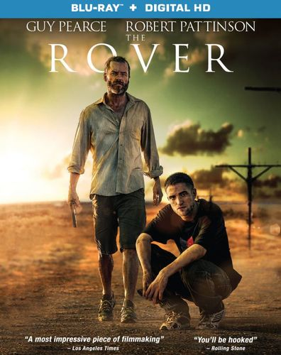 The Rover [Includes Digital Copy] [Blu-ray] [2014] 8230299
