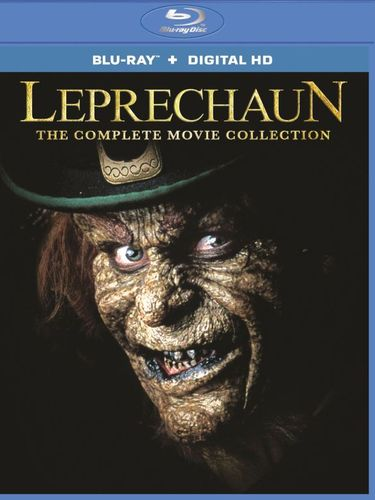 Leprechaun: The Complete Movie Collection [4 Discs] [Includes Digital Copy] [Blu-ray] 8230303
