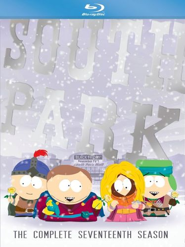 South Park: The Complete Seventeenth Season [2 Discs] [Blu-ray] 8230409