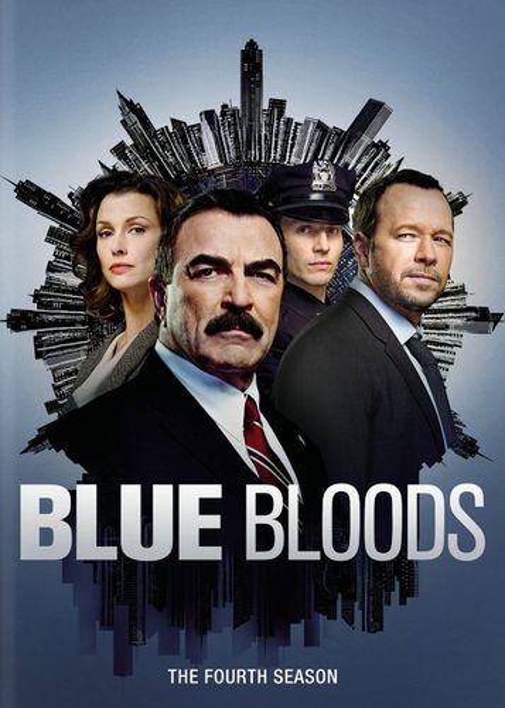 Blue Bloods: The Fourth Season [6 Discs] [DVD]