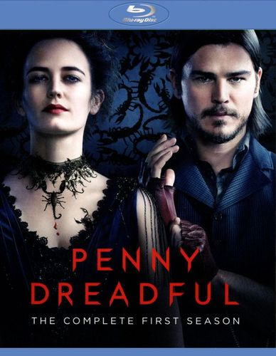 Penny Dreadful: The Complete First Season [3 Discs] [Blu-ray] 8230516