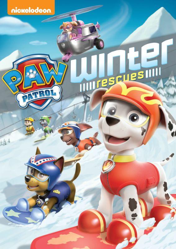 PAW Patrol: Winter Rescues [DVD] 8230525
