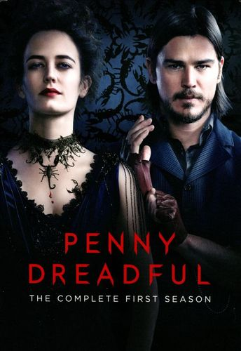 Penny Dreadful: The Complete First Season [3 Discs] [DVD] 8230543