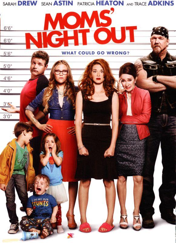 Moms' Night Out [Includes Digital Copy] [UltraViolet] [DVD] [2014] 8230589