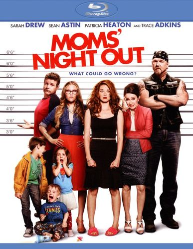 Moms' Night Out [Includes Digital Copy] [UltraViolet] [Blu-ray] [2014] 8230661