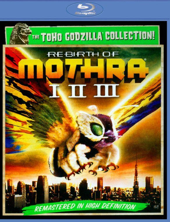 Rebirth of Mothra I, II, III [Blu-ray] 8230716