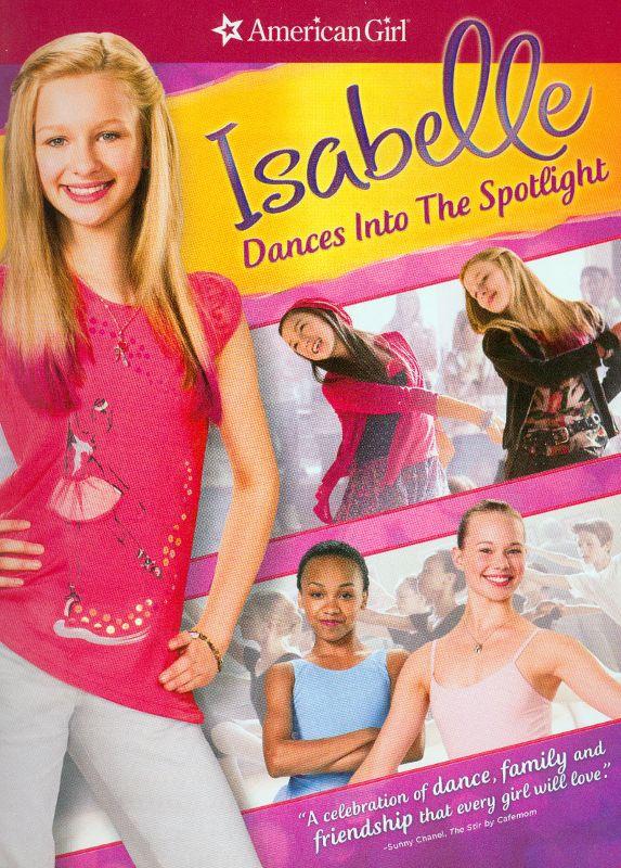 American Girl: Isabelle Dances into the Spotlight [DVD] [2014] 8230825