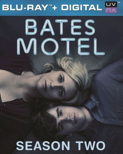Bates Motel: Season Two [2 Discs] [Includes Digital Copy] [UltraViolet] [Blu-ray] 8230834
