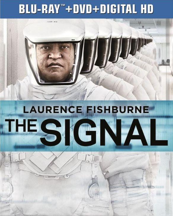 The Signal [2 Discs] [Includes Digital Copy] [UltraViolet] [Blu-ray/DVD] [2014] 8230943