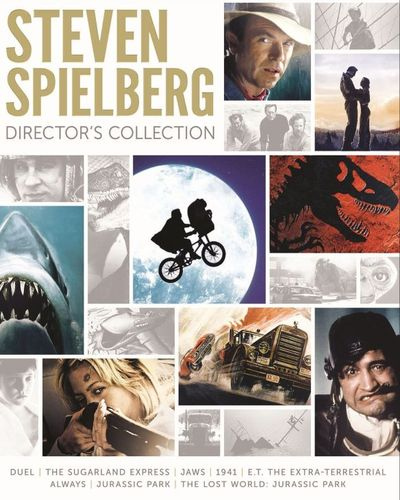 Steven Spielberg: Director's Collection [8 Discs] [Blu-ray] 8231014