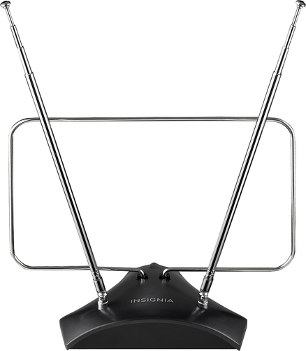 Insignia™ - Indoor HDTV Antenna - Black