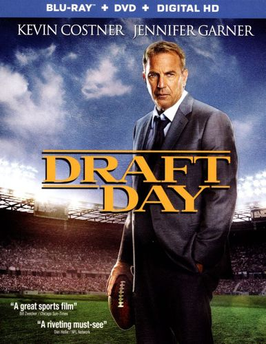 Draft Day [2 Discs] [Includes Digital Copy] [Blu-ray/DVD] [2014] 8237036