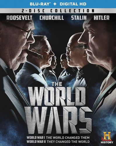 The World Wars [Blu-ray] [2014] 8237063