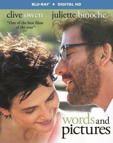 Words and Pictures [Includes Digital Copy] [Blu-ray] [2013] 8237072