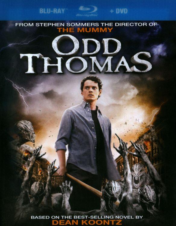 Odd Thomas [2 Discs] [Blu-ray/DVD] [2013] 8237238