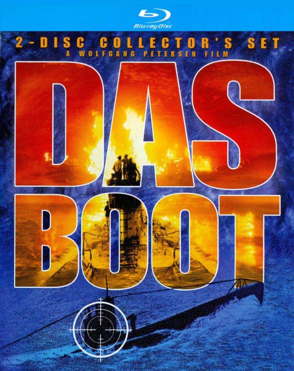 Das Boot: The Director's Cut [Blu-ray] 8237265