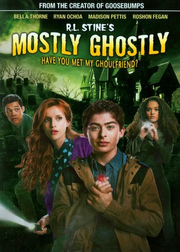 R.L. Stine's Mostly Ghostly: Have You Met My Ghoulfriend? [DVD] [2014] 8237388