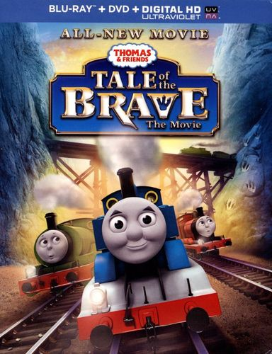 Thomas & Friends: Tale of the Brave - The Movie [Blu-ray] 8237439