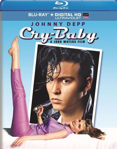 Cry-Baby [Includes Digital Copy] [UltraViolet] [Blu-ray] [1990] 8237448