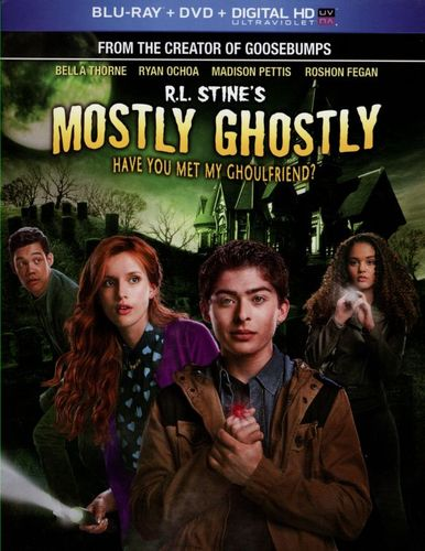 R.L. Stine's Mostly Ghostly: Have You Met My Ghoulfriend? [Blu-ray] [2014] 8237457