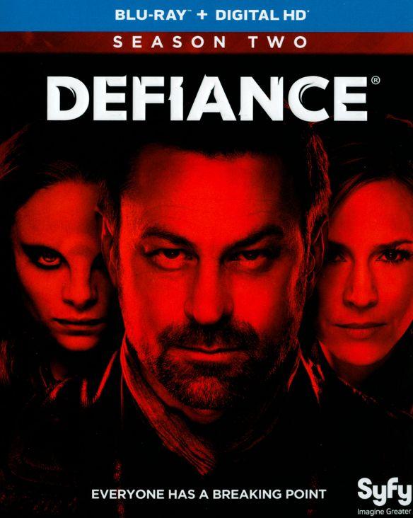 Defiance: Season Two [3 Discs] [Includes Digital Copy] [UltraViolet] [Blu-ray] 8237466