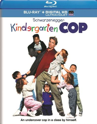 Kindergarten Cop [Includes Digital Copy] [UltraViolet] [Blu-ray] [1990] 8237493