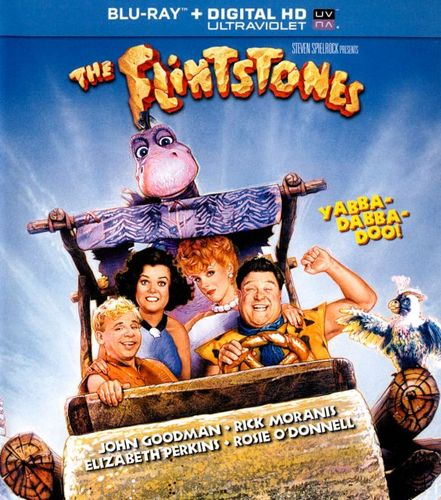 The Flintstones [Includes Digital Copy] [UltraViolet] [Blu-ray] [1994] 8237555