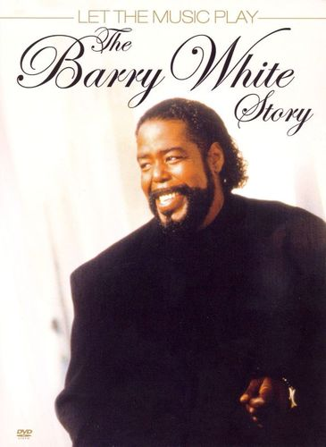 The Barry White Story: Let the Music Play [DVD]