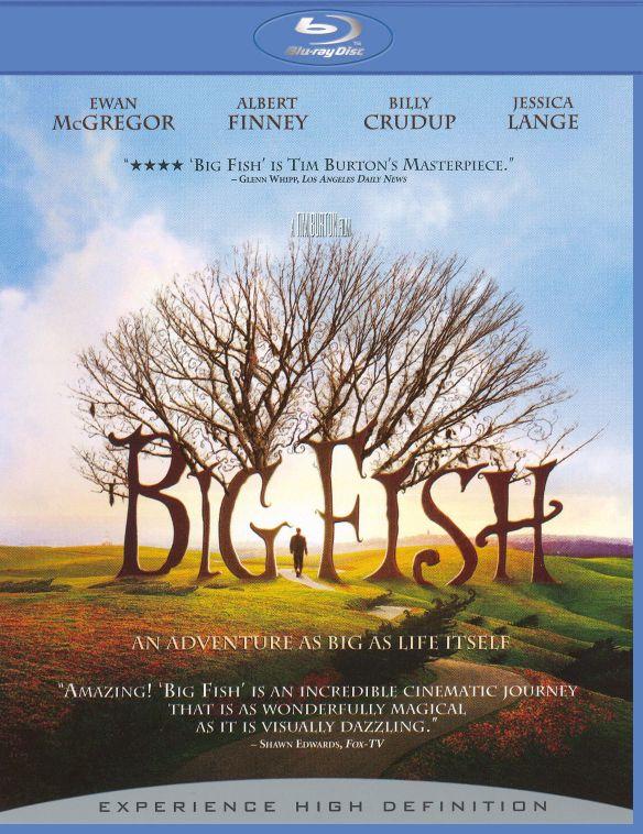 Big Fish [Blu-ray] [2003] 8240986