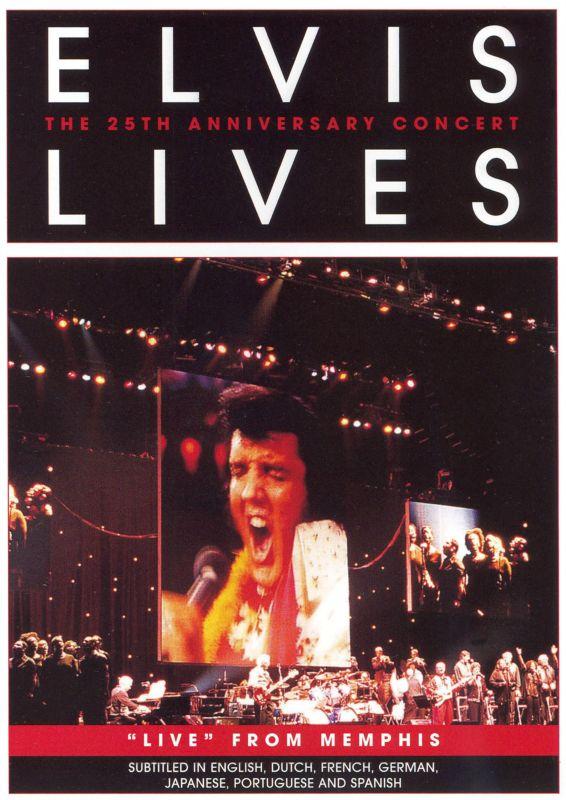 Elvis Presley: Elvis Lives - 25th Anniversary Concert [DVD] 8243732