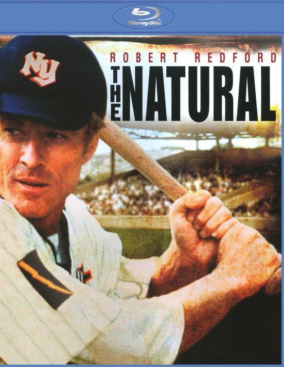 The Natural [Blu-ray] [1984] 8249335