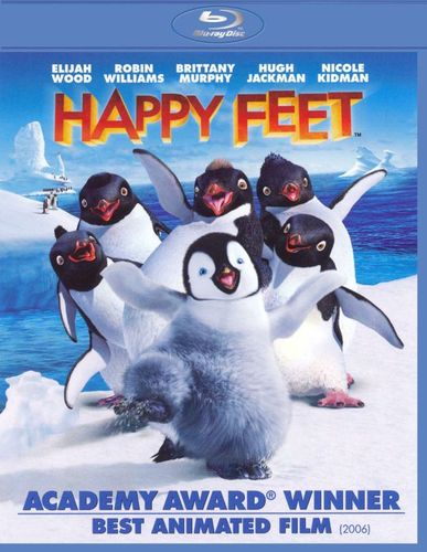 Happy Feet [Blu-ray] [2006] 8254042